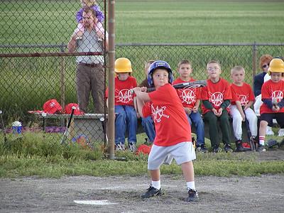 Drew Baseball 2001
