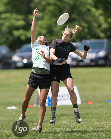 5-26-17 Notre Dame Womb v Dartmouth Princess Layout - USAU D1 College Championships