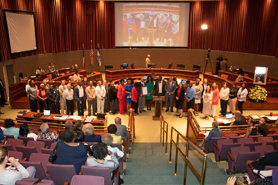 Board of Commissioners Meeting, May 15, 2019