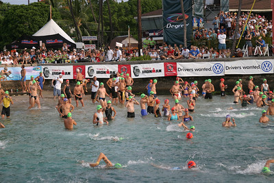 Ironman Kona 2003 - Swim