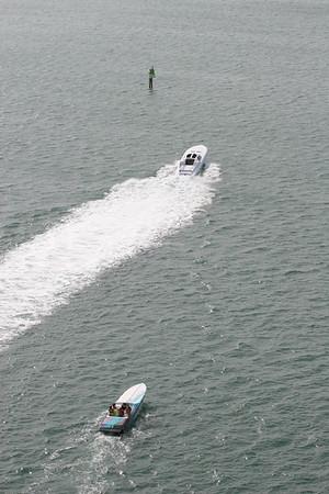 Speed Boat Race