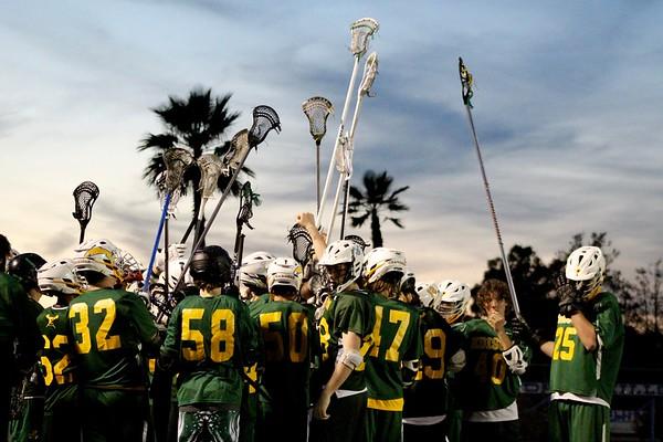 2018 JV Lacrosse Spring Season