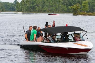 Dubes Pond Slalom Festival August 2011