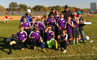 2014 Oct - Soccer Team