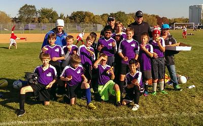 2014 Oct - Soccer Team