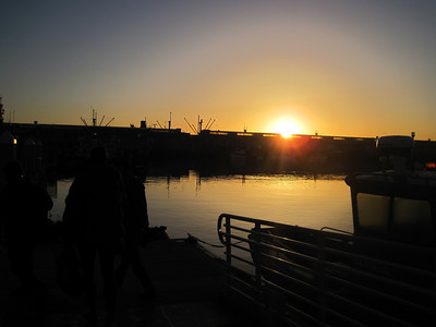 KTLA-5 Jaime Chambers Alcatraz Swim 2011