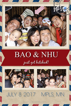 Bao and Nhu {photo strip}