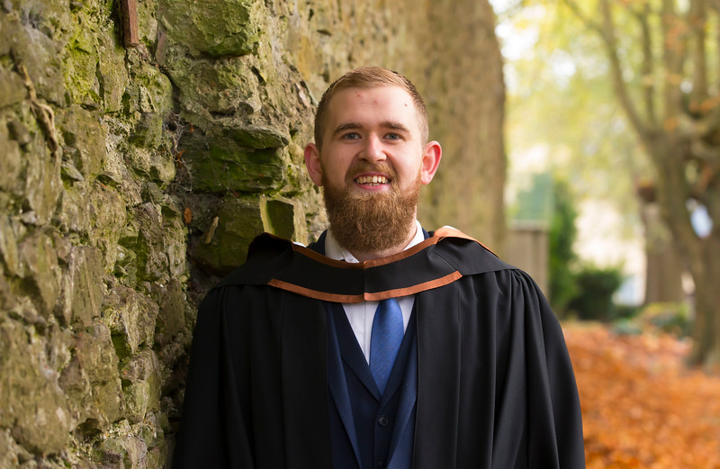 02/11/2018. Waterford Institute of Technology (WIT) Conferring Ceremonies 2018. Pictured is James Cullen Foulksmills. Picture: Patrick Browne