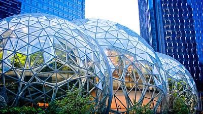 Seattle Spheres - 2019/12/07