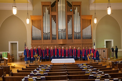 Presbyterian Church Choir