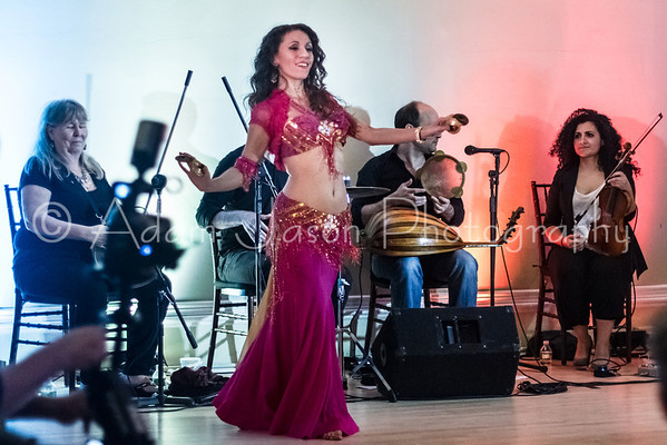 Tava's 17th Evening of Bellydance (5/28/14)