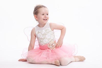 Baby Ballerina -May 2019