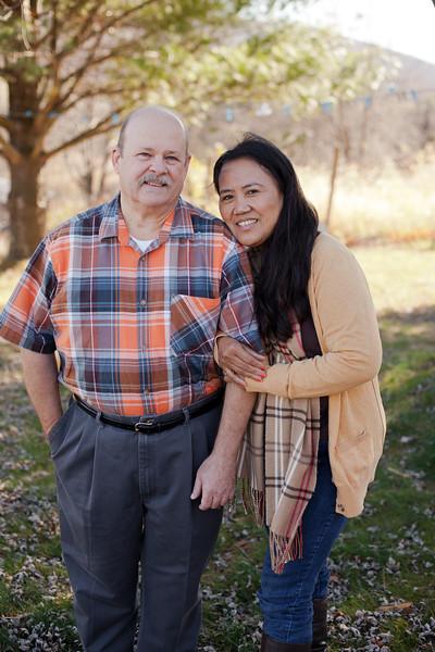 Jim and Jennie 2015