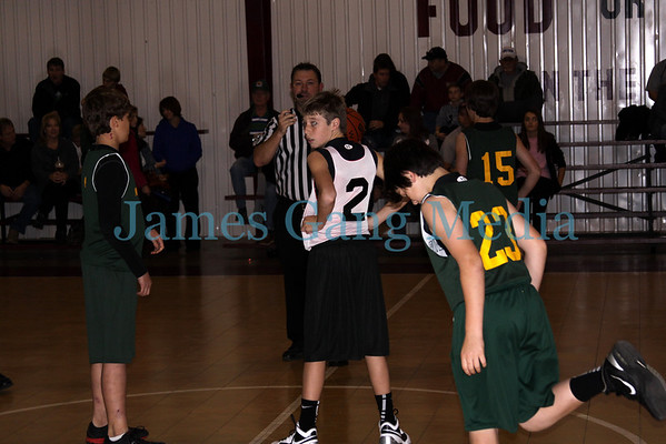 12yo Basketball - December 1, 2011