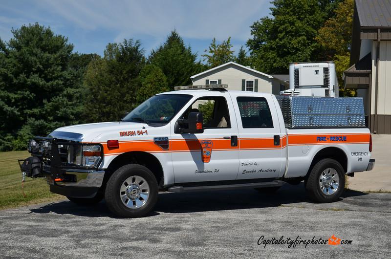 Stewartstown (Eureka Fire Co.) Brush 54-1: 2008 Ford F-350