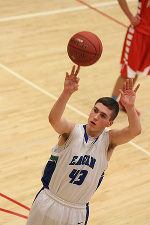 Tyler Buresh 2013-2014 Wildcat Basketball