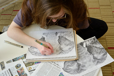 RSRCA Student Drawing