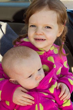 Caitlyn 3 months