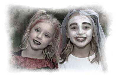 Mandell Halloween