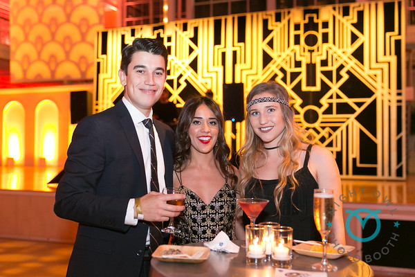 Indeed Holiday Party Event Photos