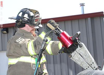 Watkins Glen Fire Dept Training 4-27-13
