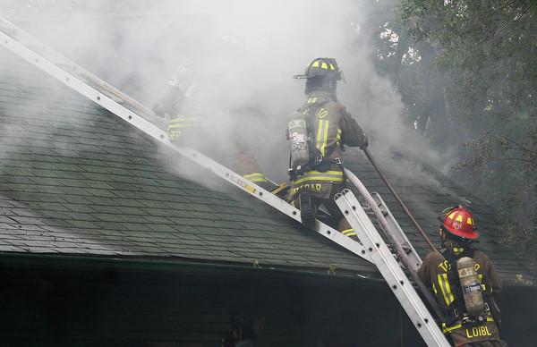 June 5, 2008 - Working Fire - St John's Cemetery (Kingston Road / Woodbine Avenue)
