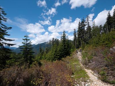 Mt Catherine MTB Loop June 2010