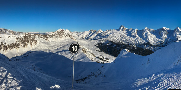 Le Grand Bornand  - Skiing in the French Alps