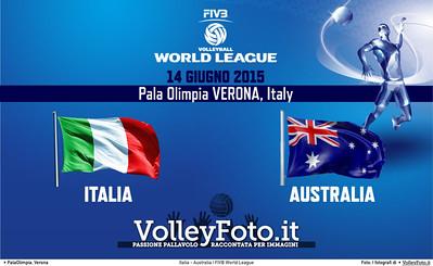 ITALIA - AUSTRALIA | Verona IT