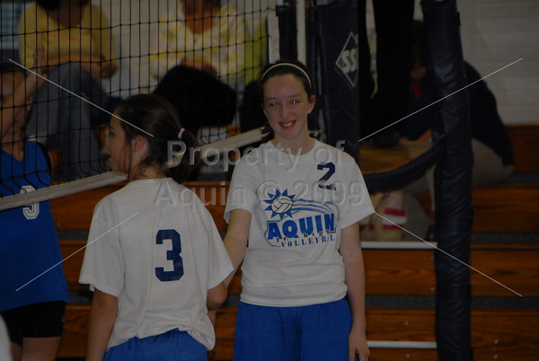 7th-8th volleyball . 9.1.09