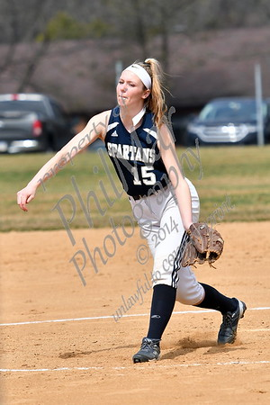 Wyomissing vs Boiling Springs Softball 2018 - 2019