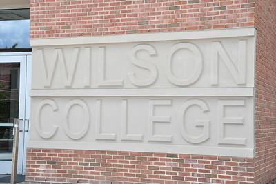 Wilson College Diploma Distribution