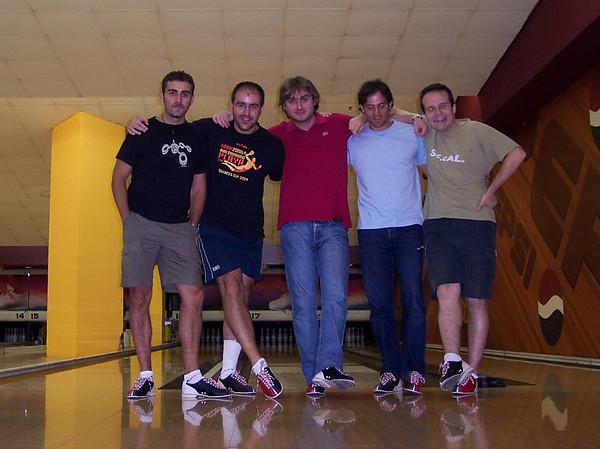 2004.09 Bowling y casas de diseño
