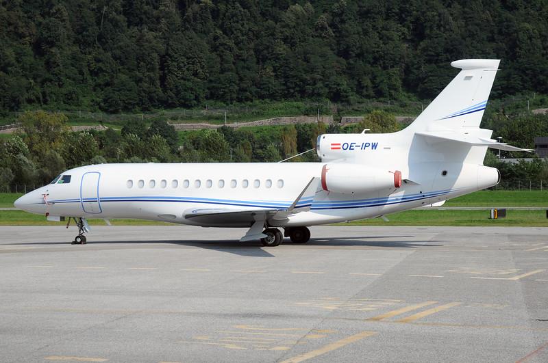 OE-IPW - FA7X - 03.09.2016 - Swiss Global Jet Management