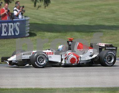 2005 INDY GRAND PRIX F1 RACE
