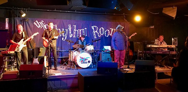 Andy T Band @ The Rhythm Room, Phoenix. 7-6-18