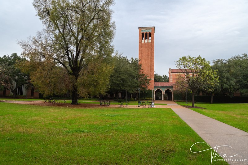 Rice University -Memorial Chapel