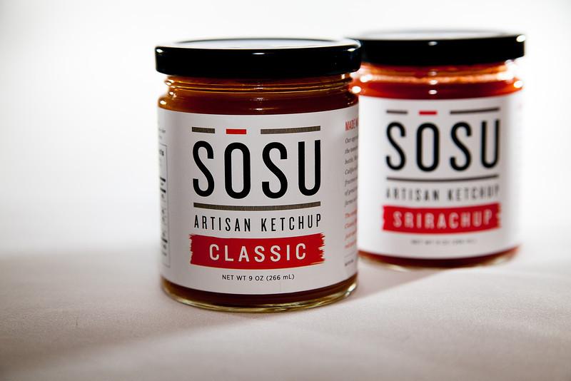 SOSU Artisan Ketchup