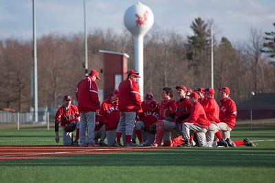 Baseball vs. Painseville Harvey 4-1-13