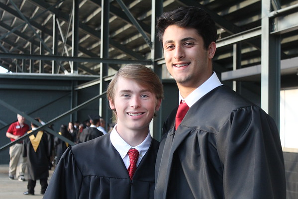DHS Graduation 2016