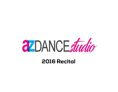 2016 Recital