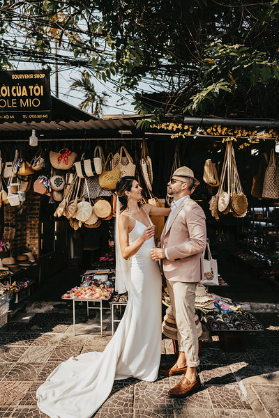 Hoi An Wedding - Intimate Wedding of Angela & Joey captured by Vietnam Destination Wedding Photographers Hipster Wedding-8237.jpg