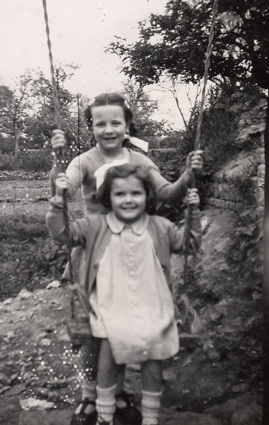 Jackie and Pauline
