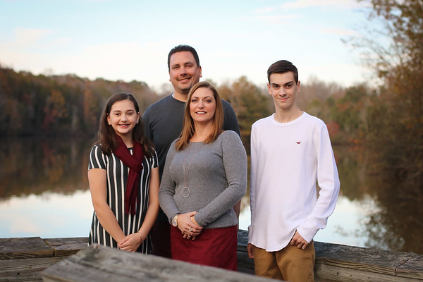 The Costello Family 2018