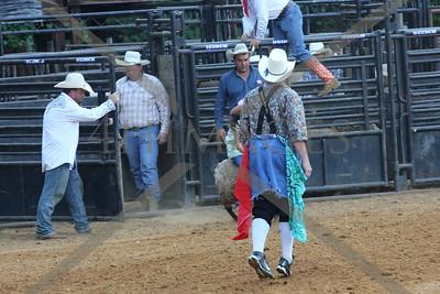 Marion Al. 2016 rodeo Friday night