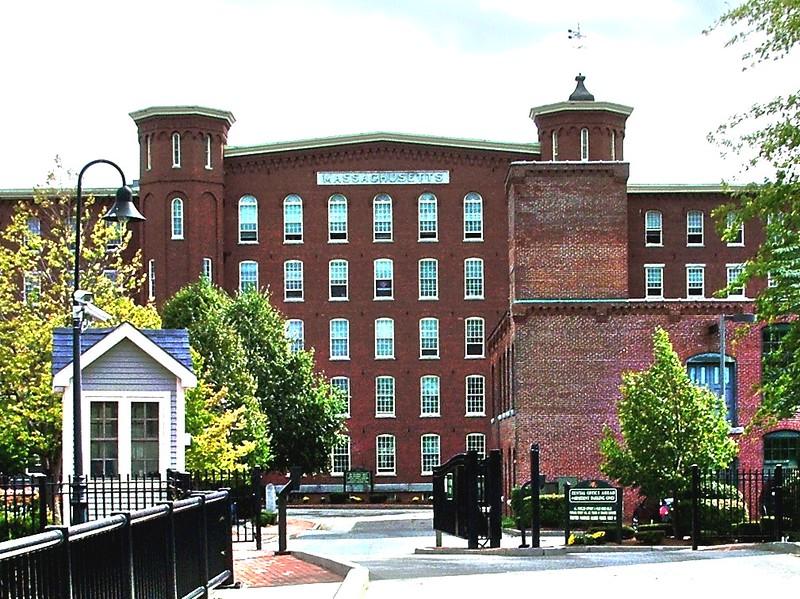 Massachusetts Mills - Lowell, MA
