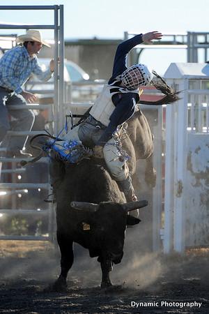 Arrowwood Bull Riders Canada Event June 26 2013