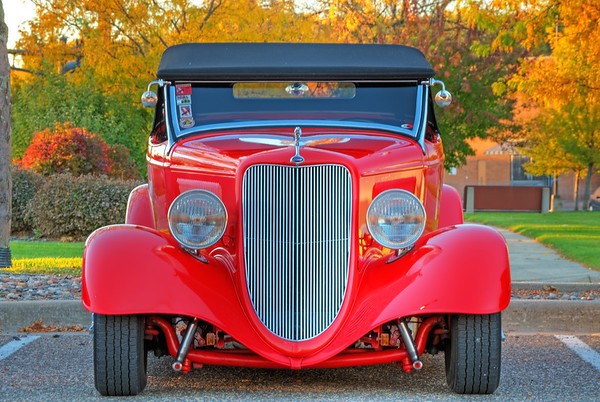 Classic Cars and Street Rods