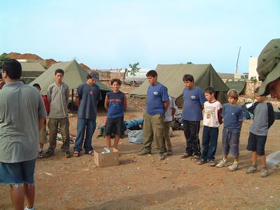2003-09-02 Summer Camp 2003 - Ghajn Tuffieha