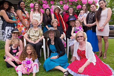 Mothers' Day Tea 2015